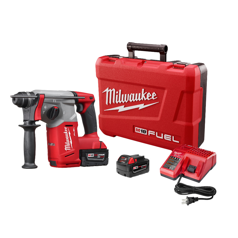 Milwaukee-Tools-kit