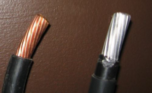 brief guide to aluminum and copper wire steiner electric company blog rh blog steinerelectric com mixing copper and aluminum wiring copper clad aluminum wiring