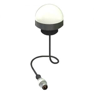 Banner domed indicator light