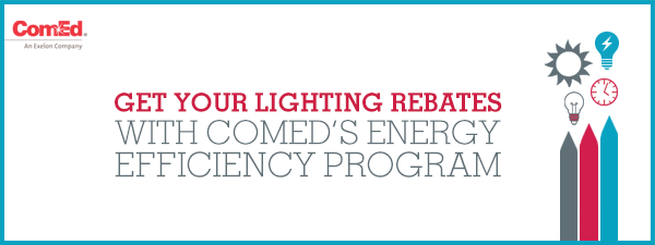 Obtain Lighting Rebates