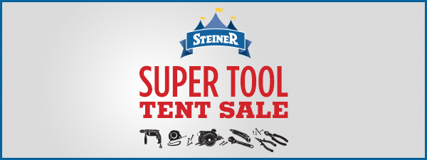 Hobart Branch's 8th Annual Huge Tool Tent Sale