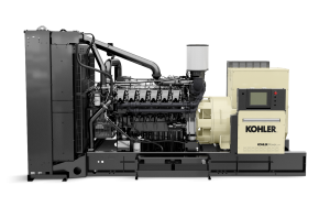 Kohler new KD1000 series of powerful and quiet generators feature the Kohler-built diesel engine.