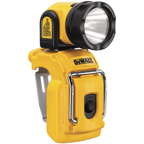 dewalt flashlight