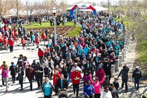 American Cancer Society's Walk and Roll Chicago