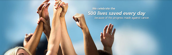 500 Lives Saved Every Day