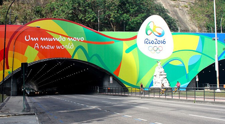 Rio welcomes the 2016 Olympics