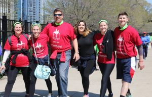 Join CEI and Steiner Electric at Walk and Roll Chicago 2017 at Soldier Field