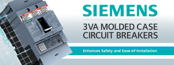 Siemens 3VA Molded Case Circuit Breakers
