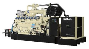 Kohler large natural gas generator