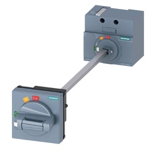 A door mounted rotary operator. Just one of the many options available from Steiner.