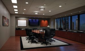 From conference rooms to entire buildings, Lutron Vive gives users complete lighting control.