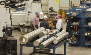 LENOX application specialists will analyze production to improve bandsaw performance and ROI.