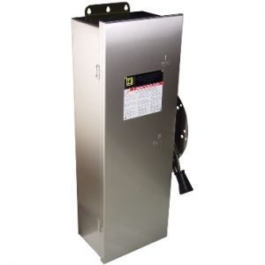 Schneider Electric Square D Double Throw Safety Switch