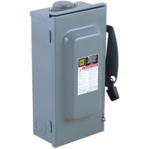 Schneider Electric Square D General Duty Safety Switch