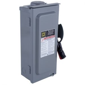 Schneider Electric Square D Heavy Duty Safety Switch
